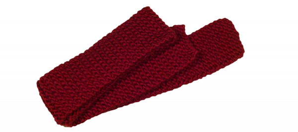 "Kit Tricot écharpe <span class=""name_product"">Liliane </span> Rouge Ruby"