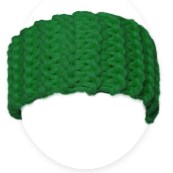 "Kit Tricot Headband <span class=""name_product"">Anna </span> Vert"