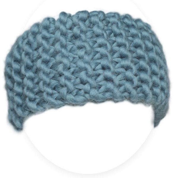 "Kit Tricot Headband <span class=""name_product"">Anna </span> Bleu Givre"