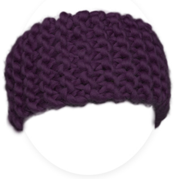 "Kit Tricot Headband <span class=""name_product"">Anna </span> Violet"