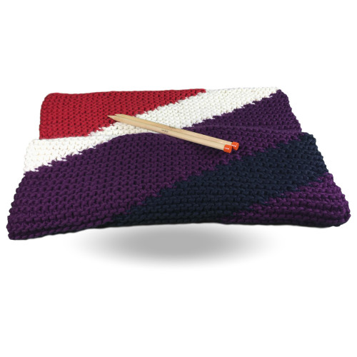 Kit Tricot Plaid,couverture