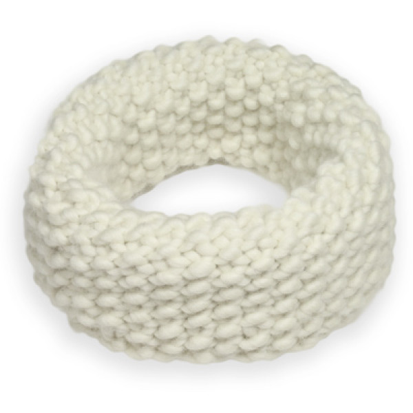 "Kit Tricot Snood <span class=""name_product"">Claude </span> Blanc"