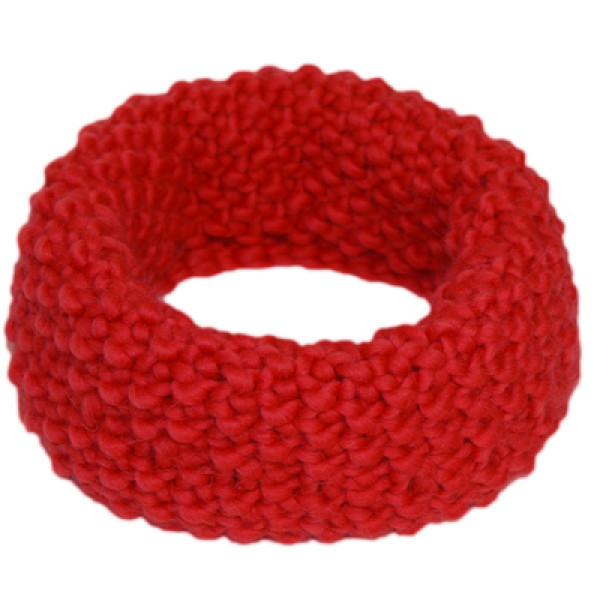 "Kit Tricot Snood <span class=""name_product"">Claude </span> Rouge Nacarat"