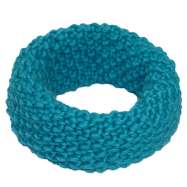 "Kit Tricot Snood <span class=""name_product"">Claude </span> Bleu Turquoise"
